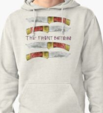 Talon of the Hawk - The Front Bottoms  Pullover Hoodie