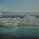 ICEBERGS by Ken Tregoning by Ken Tregoning