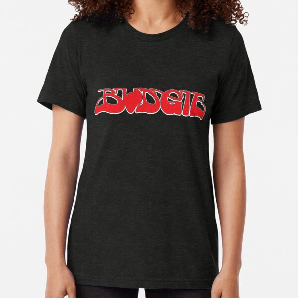 Budgie Tri-blend T-Shirt