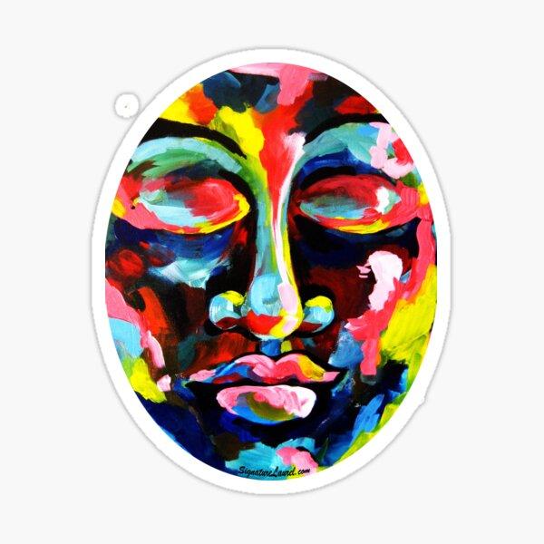 Color Full Face Sticker