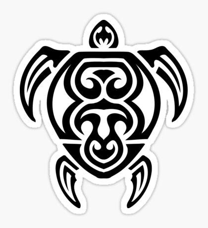 Honu Sticker