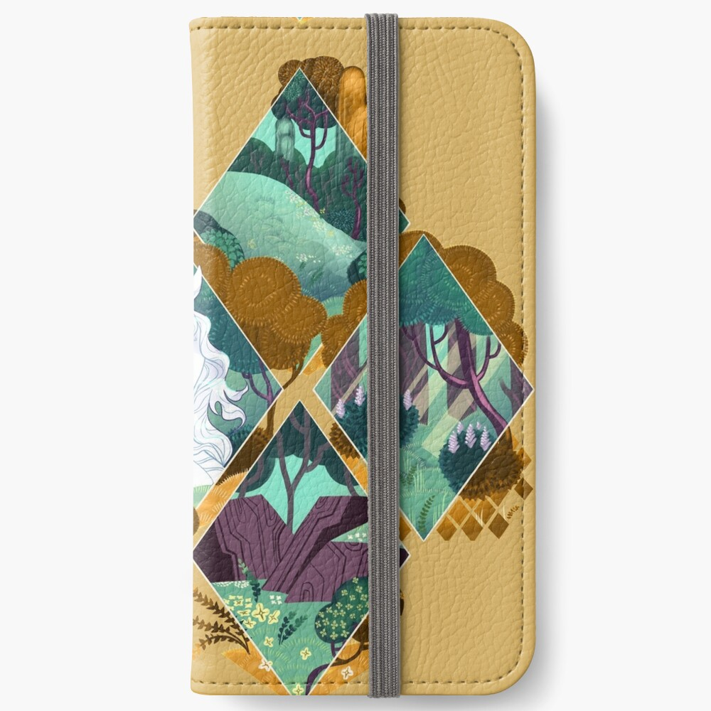I Know You iPhone Wallet
