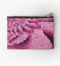 Pink Confetti - Psychedelic Digital Art Studio Pouch