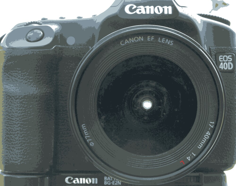Canon 40D by Ron LaFond