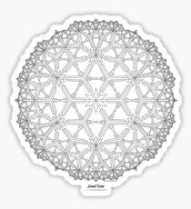 Jewel Tone Sticker