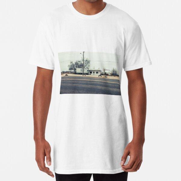 Solitude is Fine Long T-Shirt