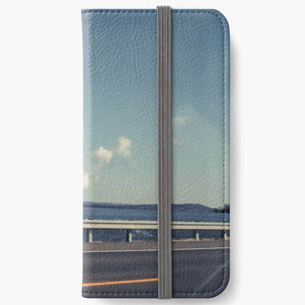 Grander than the Sea iPhone Wallet