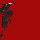 Ninjas do it better. by NuanceArt