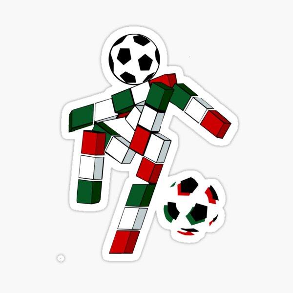 Un design de t-shirt iconique Italia Classic inspiré par Casual 90 Sticker