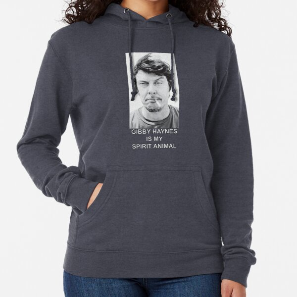 Gibby Haynes is my Spirit Animal Lightweight Hoodie