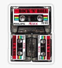 rock 'n' roll mixx Sticker