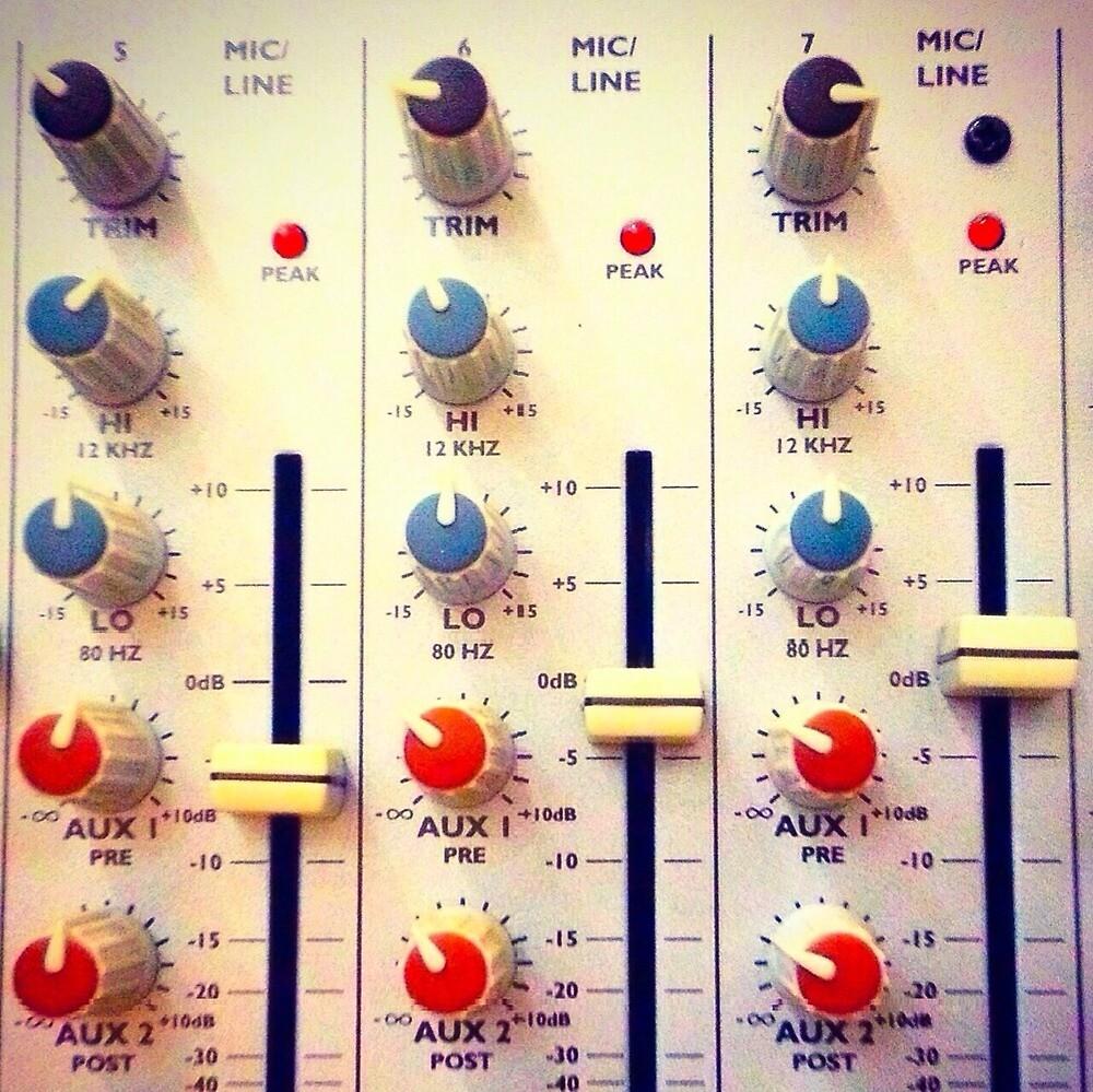 Music board by SheaM