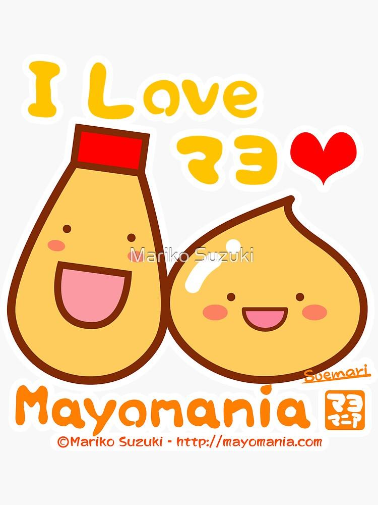Mayo Love by suemari