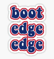 pete buttigieg boot edge edge sticker Sticker
