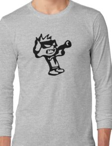Spiff's Death Ray (Blue) Long Sleeve T-Shirt