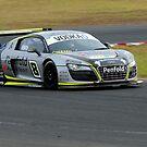 Australian GT Championship | EASTERN CREEK RACEWAY | Sports Car Carnival 2010 | Mark Eddy | Audi R8 GT3 by DavidIori