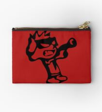 Spiff's Death Ray (Red) Studio Pouch
