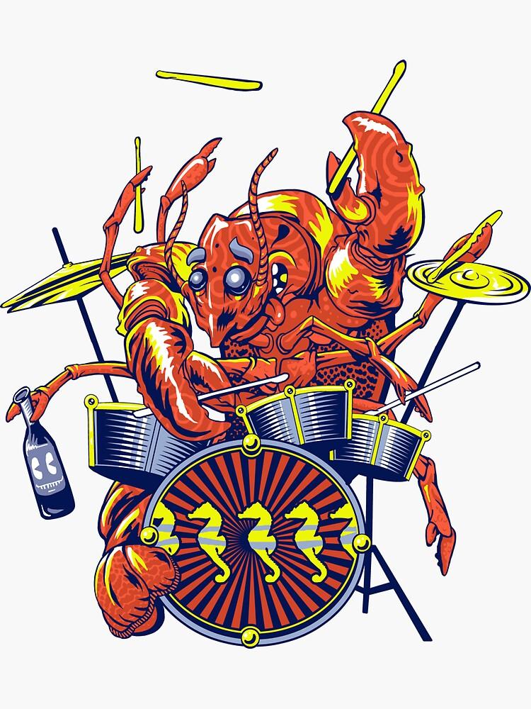 Rocking Lobster by jimiyo