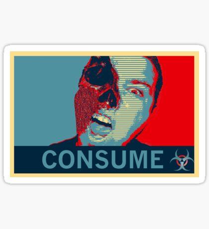 Consume Sticker