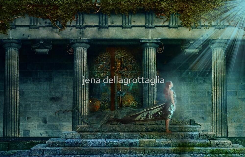 Moonlight Ritual by jena dellagrottaglia