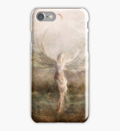 Shedding My Wings iPhone Case/Skin