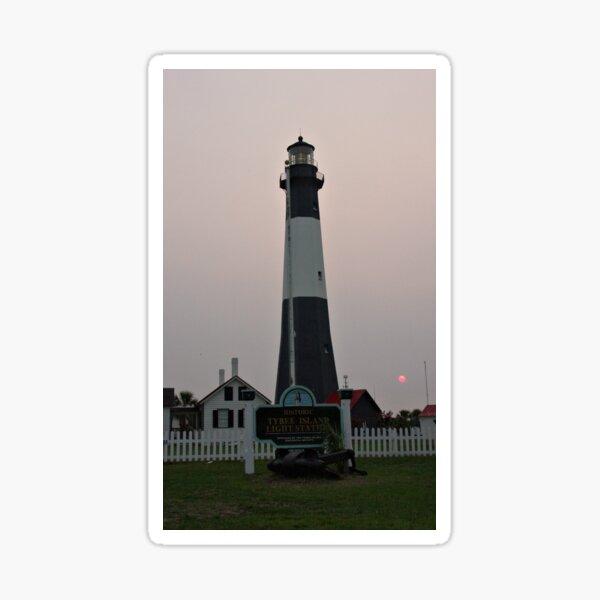 Historic Tybee Island LightStation Sticker