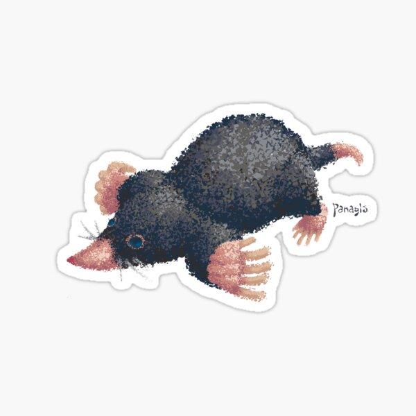 Little Mole Sticker