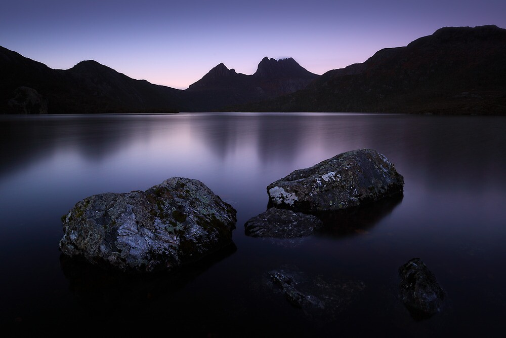 Pre Dawn Cradle Mountain by Mark Shean