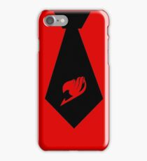 Fairy Tail - Tie iPhone Case/Skin