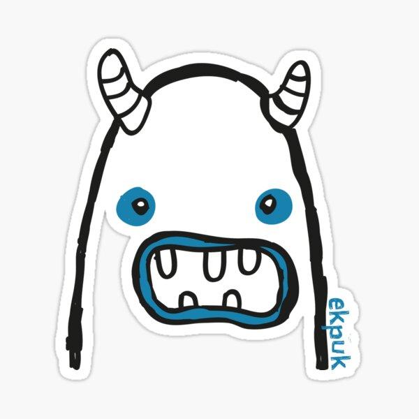 Puk Sticker
