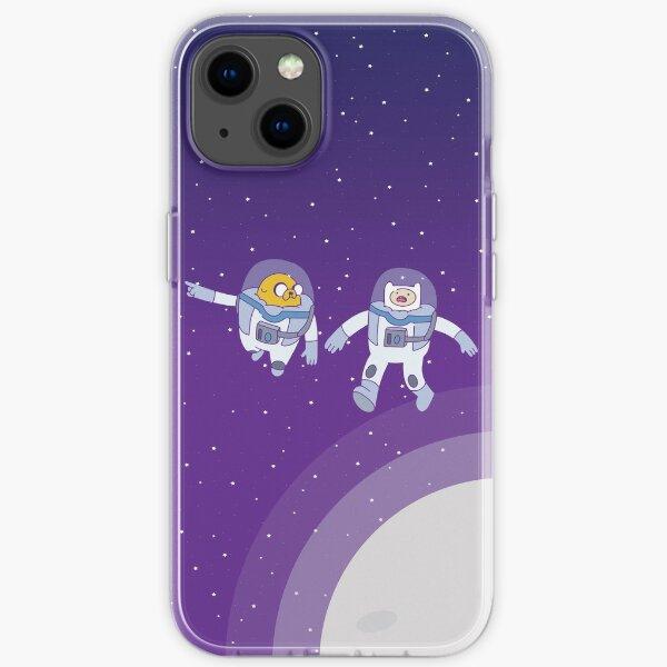 Space Adventure (Adventure Time) iPhone Soft Case