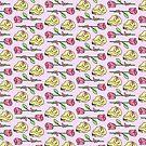 Your sour cat skulls and roses by Sarah Joy Calpo