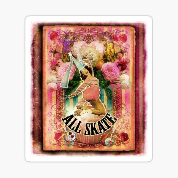 2012 Cirque du Collage page 3 Sticker