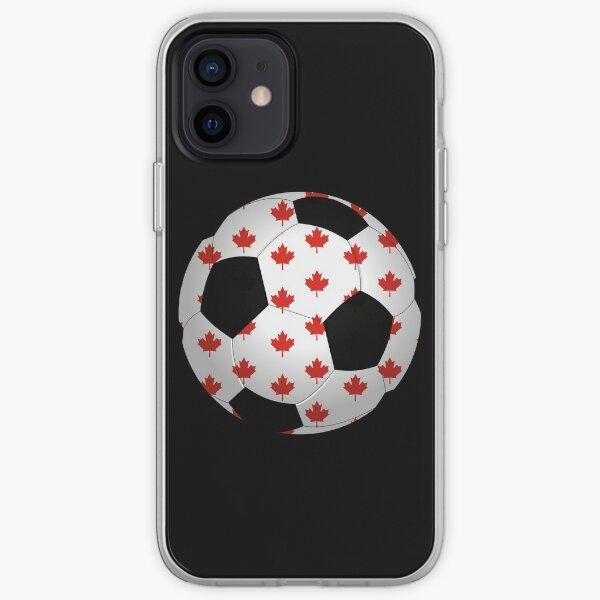 Coques et étuis iPhone sur le thème Football Canada   Redbubble