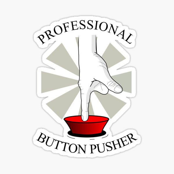 Middle finger button pusher