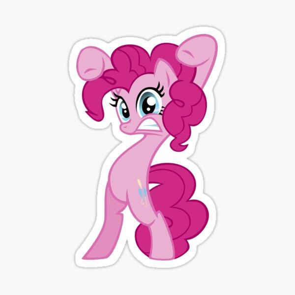 """Pinkie Pie - """"Watch Out!"""" Sticker"""