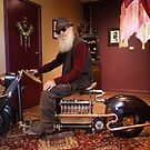 """""""The Abyss Rider"""" For the Final Ride into the Abyss : built by Mark Walker Aust. by Antipodean Tynker"""