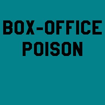Box Office Poison- Black by markdwaldron