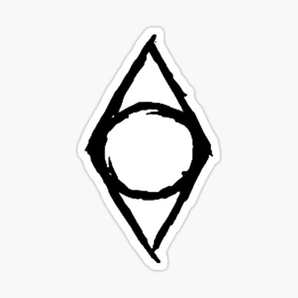 Thieves Guild Shadowmark Sticker