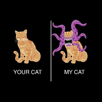 Your Cat, My Cat by CCCDesign