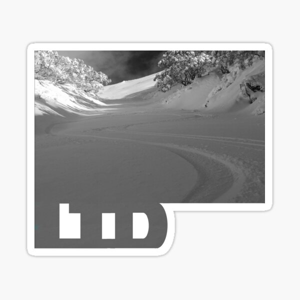 LiveTheDream - First Tracks Design 2 Sticker