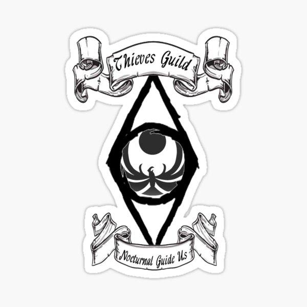 Thieves Guild Sticker