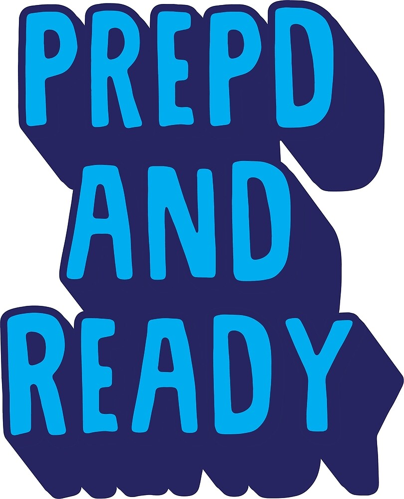 PrEP'D and Ready by pan-australia