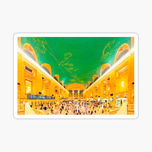 Grand Central Terminal: NYC Sticker