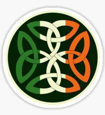 Pegatina Nudo irlandés