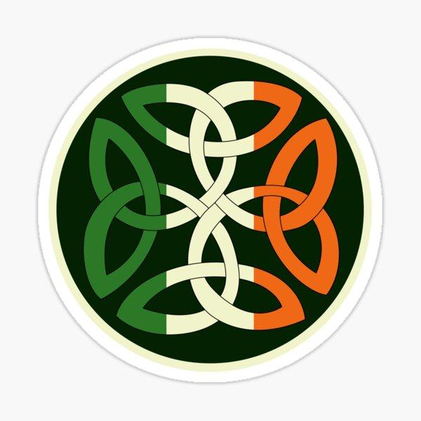 Irish Knot Sticker