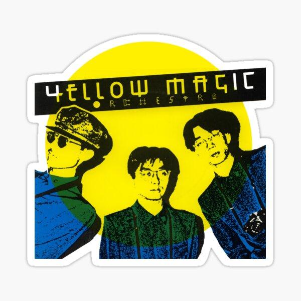 Yellow Magic Orchestra Sticker