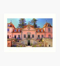 Oeiras Palace Art Print