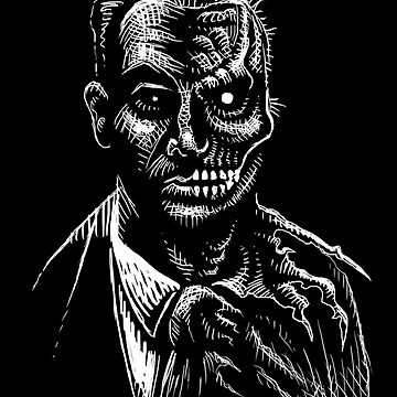 Two-Face portrait by Rustyoldtown