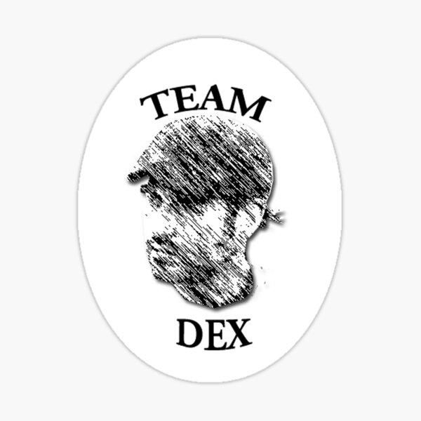 Team Dex Sticker